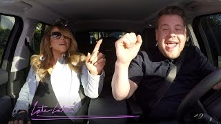 Mariah Carey Carpool Karaoke(During a drive around Los Angeles, James and Mariah Carey pass the time singing some rather familiar songs, including