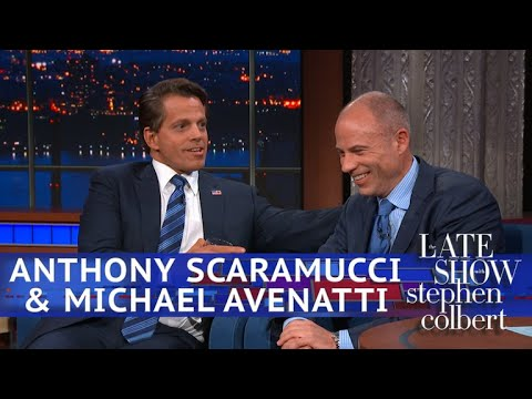 Anthony Scaramucci & Michael Avenatti Predict Trumps Fate