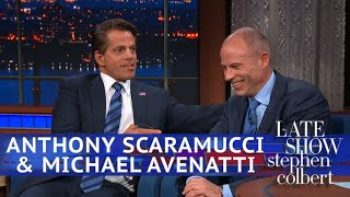 Anthony Scaramucci & Michael Avenatti Predict Trump\'s Fate