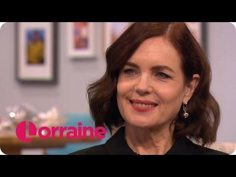 Elizabeth McGovern On a Downton Movie | Lorraine