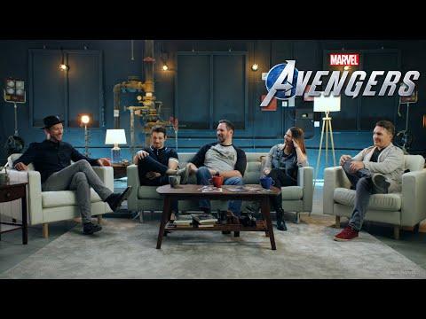 Marvel's Avengers: Cast Reveal | E3 2019