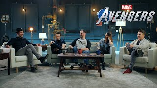 Marvel's Avengers: Cast Reveal | E3 2019