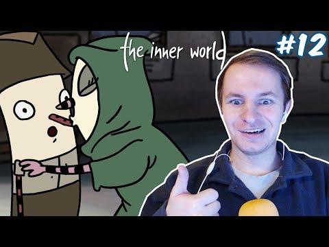 КОНЕЦ ИГРЫ - ЛОРА ПОЦЕЛОВАЛА РОБЕРТА | The Inner World #12