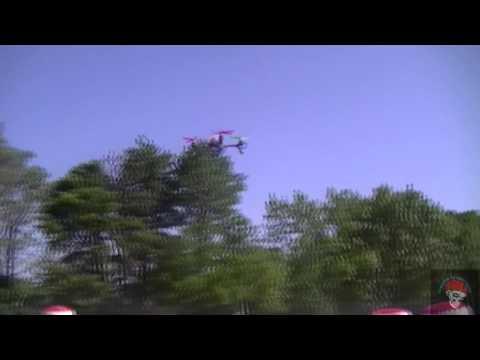 ALBATOR TV PAINTBALL ( DRONE )