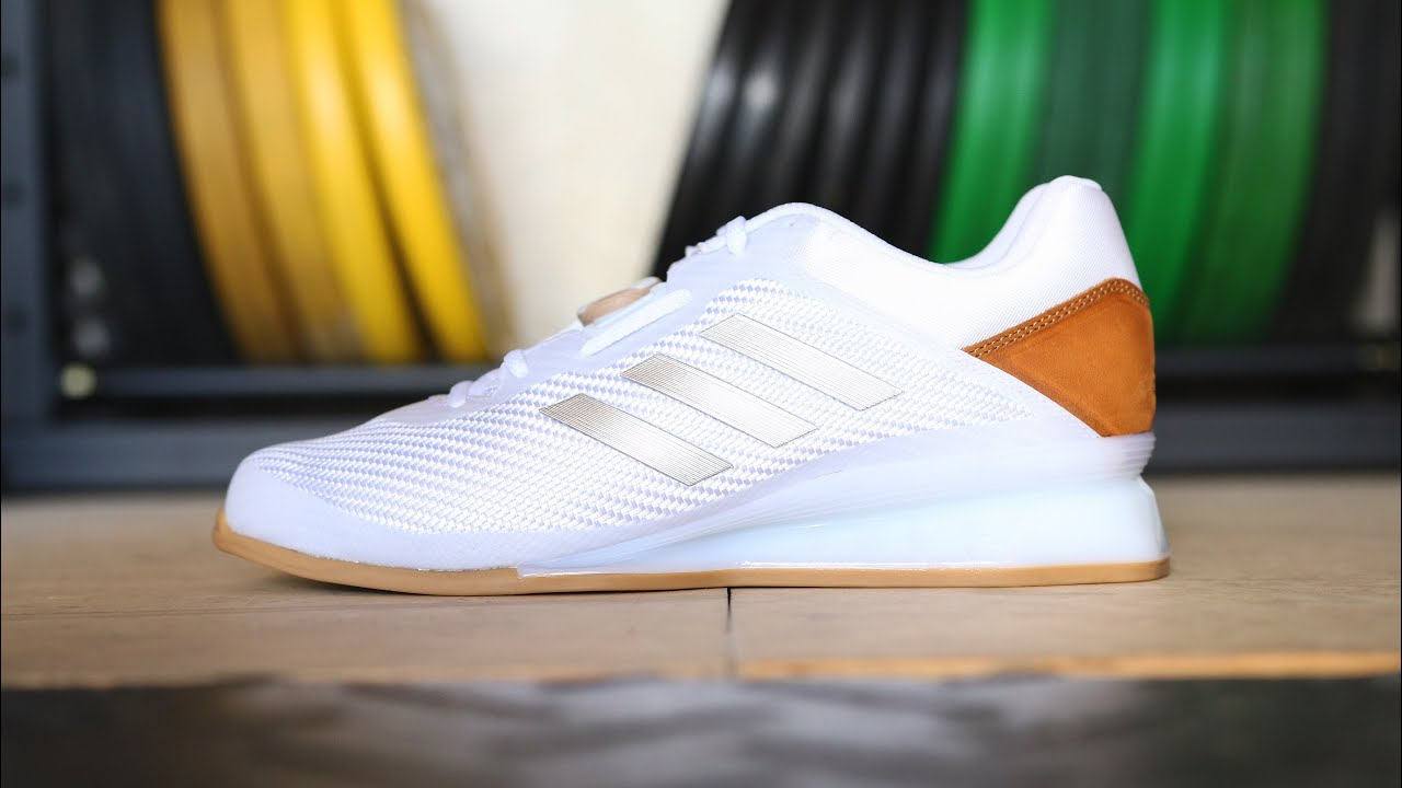 a65336e55282 Adidas Leistung 2 WHITE GUM 2018 Overview   On-Feet - YouTube