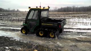 John Deere Gator Video 2 | Right Track Systems Int
