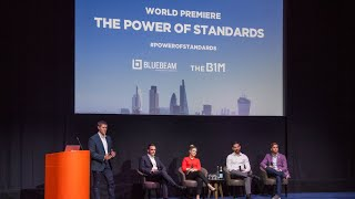 World Premiere: The Power of Standards | The B1M
