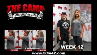 San Antonio TX Weight Loss Fitness 12 Week Challenge Results - Nicole J.