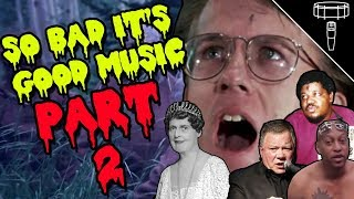 """""""So Bad It's Good"""" Music PART 2 (Florence Foster Jenkins, Wesley Willis, William Shatner, Viper)"""