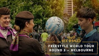 Freestyle World Tour - Round 5: Melbourne | Etihad...
