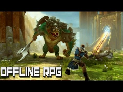 Top 24 Offline RPG Android IOS Games 2016