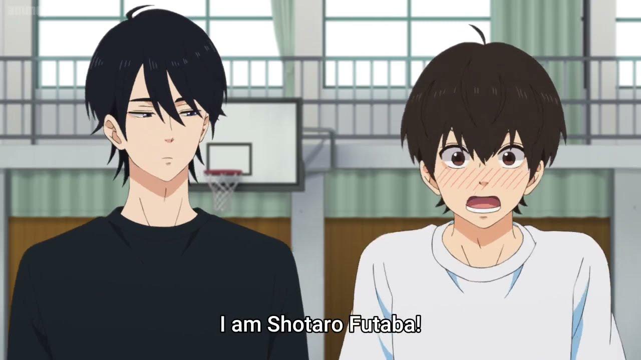 Shotaro and Misato Bakuten!! Backflip