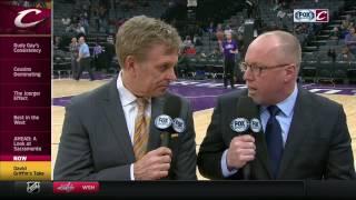 Cavaliers' GM David Griffin on team's performance, NBA trade deadline deals