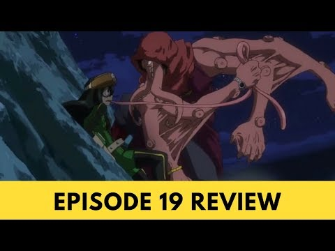 My Hero Academia Season 2 Episode 19 Review