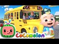 Wheels On The Bus+ More CoComelon Nursery Rhymes & Kids Songs | CoComelon Channel