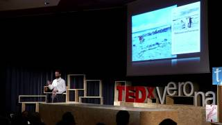 Pensa se non ci avessi provato: Alex Bellini at TEDxVerona