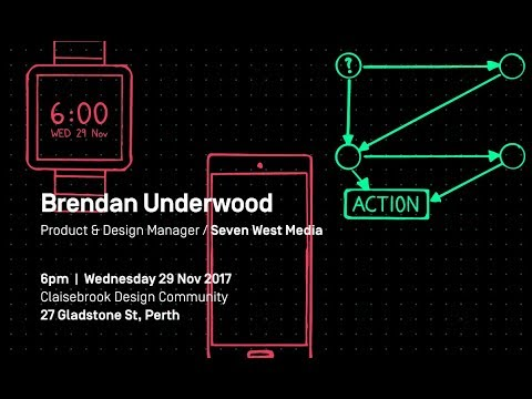 AGDA WA - Design for the digital world: 72dpi with BRENDAN UNDERWOOD