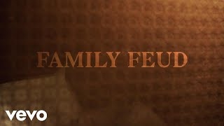 Watch JayZ Family Feud video