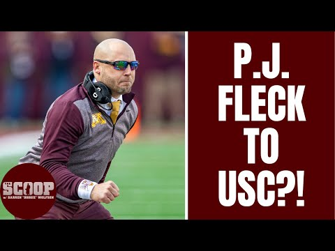 SCOOPS: Could USC land P.J. Fleck as their next head coach?