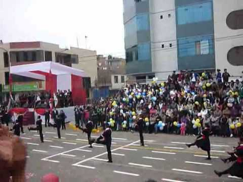 Colegio Jose Antonio Encinas 2012 Santa Anita Youtube