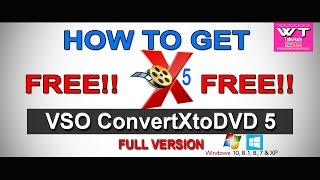 ConvertXtoDVD 5 FULL VERSION + CRACK [2016]