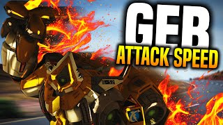 GEB ATTACK SPEED BUILD! (Smite Funny Moments)