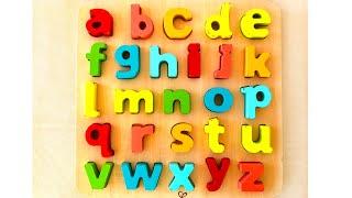 Английский Алфавит для детей   Учим Буквы от A до Z   ABC song