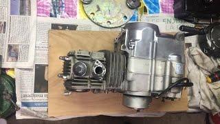 tuto meca : changer un piston / demontage haut moteur dirt bike 125,140,150,dax,ycf