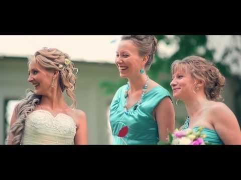 Красивая свадьба в усадьбе Середниково. Дмитрий и Анастасия.