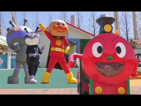 それいけ!アンパンマンショーのスペシャルショーです。 SLマンのショーってことは知ってましたが、まさかの だだんだん登場ですごいうれしか...