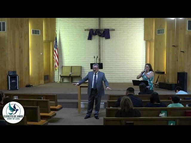 Mi Identidad en Cristo: Pastor Eduardo Urrea 050221