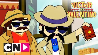 Victor és Valentino | Churros-stand | Cartoon Network
