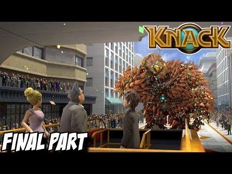 Knack - Part 13 (Final Boss & Ending)