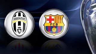 Juventus - FC Barcelone 3-0 quart de finale aller LDC
