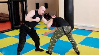 Как защититься от борца: советы инструктора спецназа #5