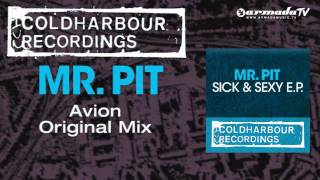 Mr. Pit - Avion (Original Mix)