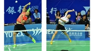 20130905Yonex Chinese Taipei Open 2013 WS  Tai Tzu Ying 戴資穎 (TPE) VS Zhang, Beiwen 張蓓雯 (USA)