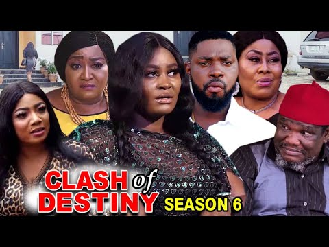 Download CLASH OF DESTINY SEASON 6 - (New Hit Movie) - Chizzy Alichi 2020 Latest Nigerian Nollywood Movie