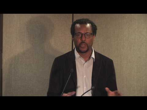 Colson Whitehead (author of The Underground Railroad) at the First-Year Experience ® 2017
