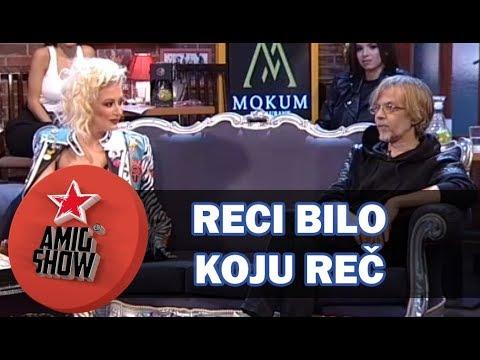 Reci Bilo Koju Reč - Ami G Show S11 - E28