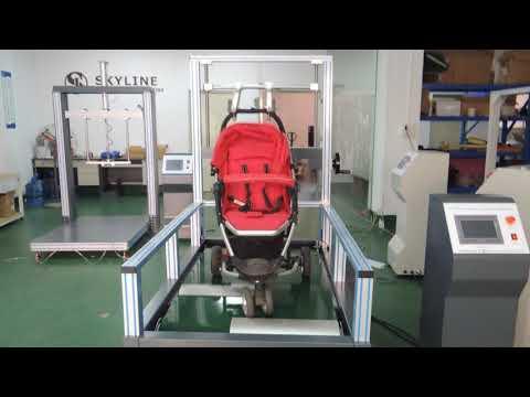 EN1888-2018 Children Products Irregular Surface Test Equipment
