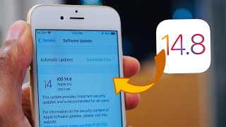 iOS 14.8 Update (Everything New in 8 Min) All the New Features and Changes.