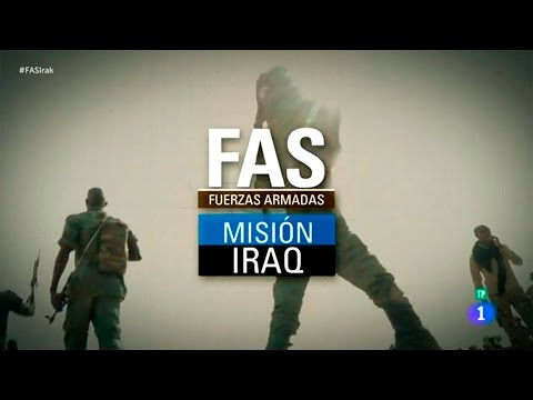 3º FAS: Misión en Irak