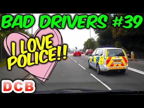 UK Dash Cam - Bad Drivers Of Bristol #39