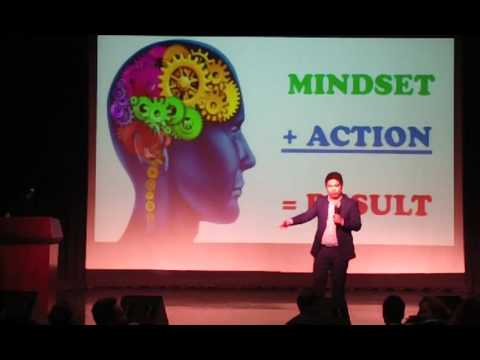 Mindset + Action = Results by Cris Puntanar