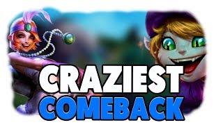 C9 Sneaky | CRAZIEST COMEBACK EVER