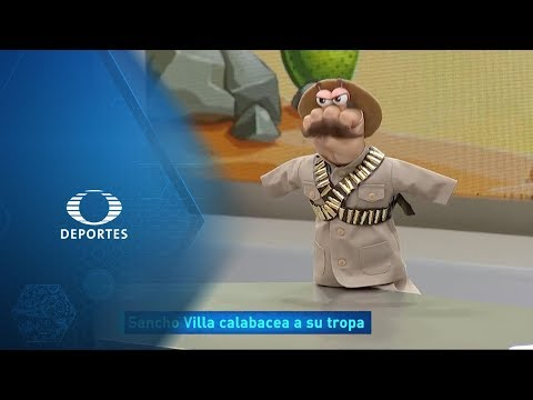 Sancho Villa pone en orden el foro   Compayito   La Jugada del Mundial