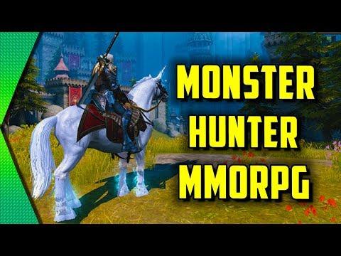 Rangers Of Oblivion - BEST MONSTER HUNTER-LIKE MOBILE MMORPG! | MGQ Ep. 257