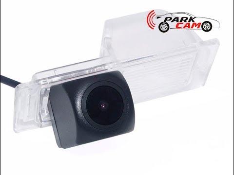 Камера заднего вида для Шевроле Круз Хэтчбэк (Chevrolet Cruze Hatch)