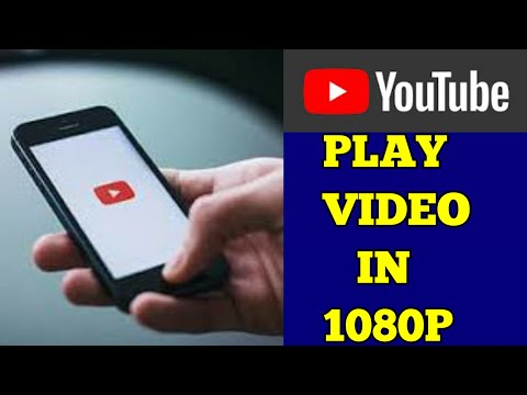How To Play Video in 720 or 1080p (In FULL HD) from YouTube · Duration:  2 minutes 6 seconds